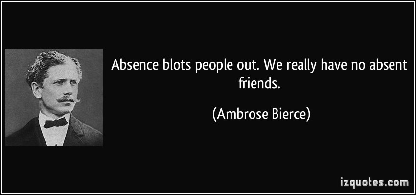 Absent quote #5