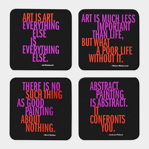 Famous Quotes About 'Abstract Art'