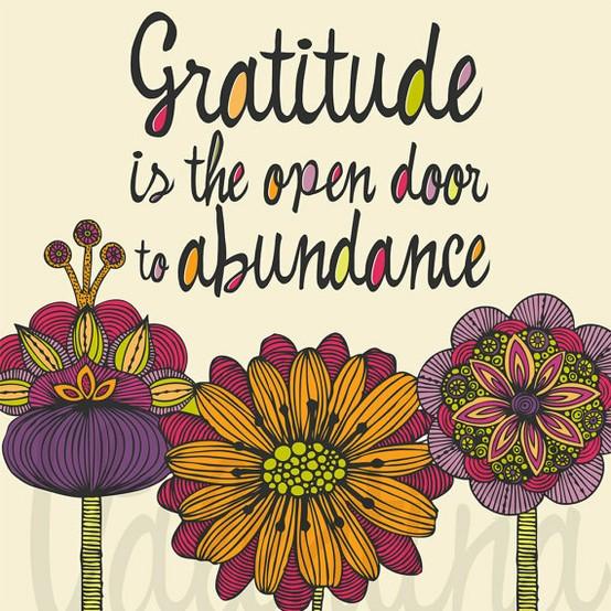 Abundance quote #2