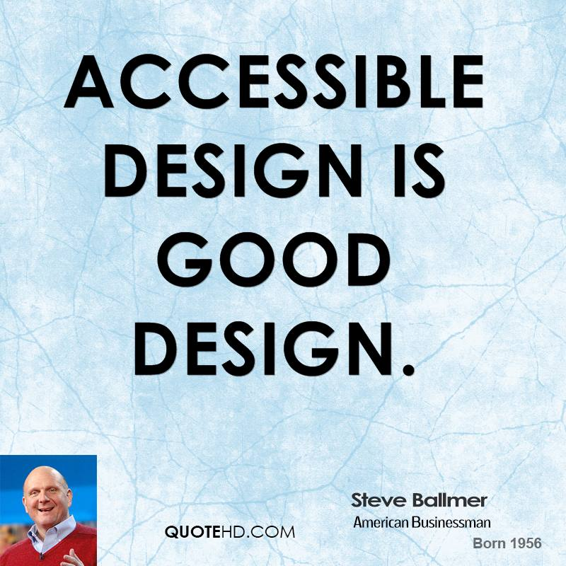 Accessible quote #7
