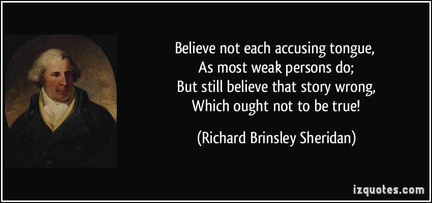 Accusing quote #1