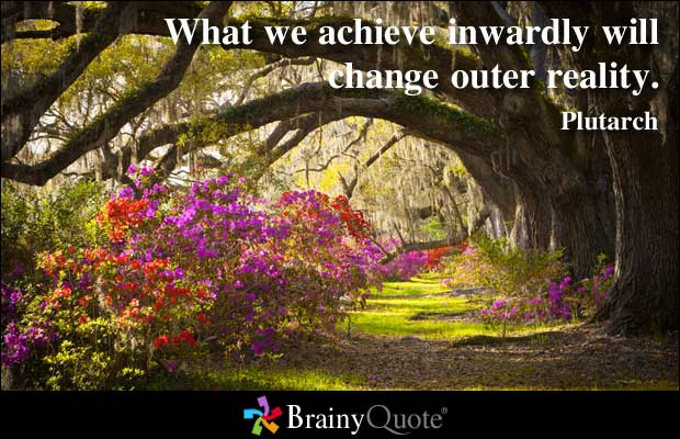 Achieving quote #2