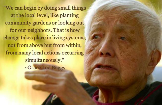 Activism quote #1