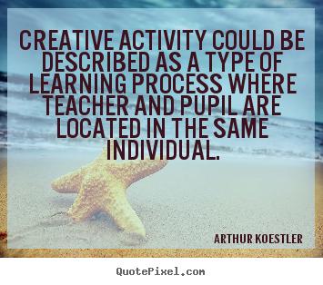 Activity quote #2