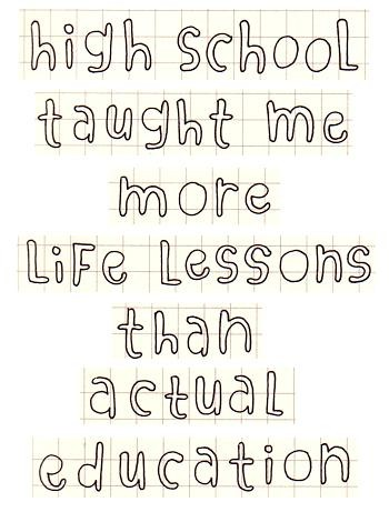 Actual Life quote #2
