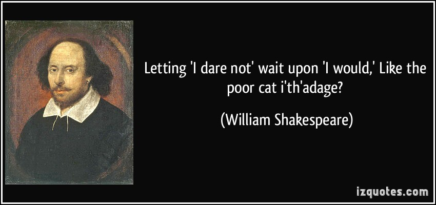 Adage quote #2