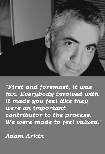 Adam Arkin's quote #7