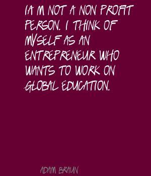 Adam Braun's quote #4