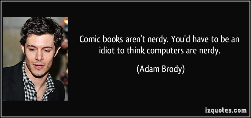 Adam Brody's quote #5