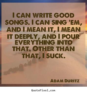 Adam Duritz's quote #1