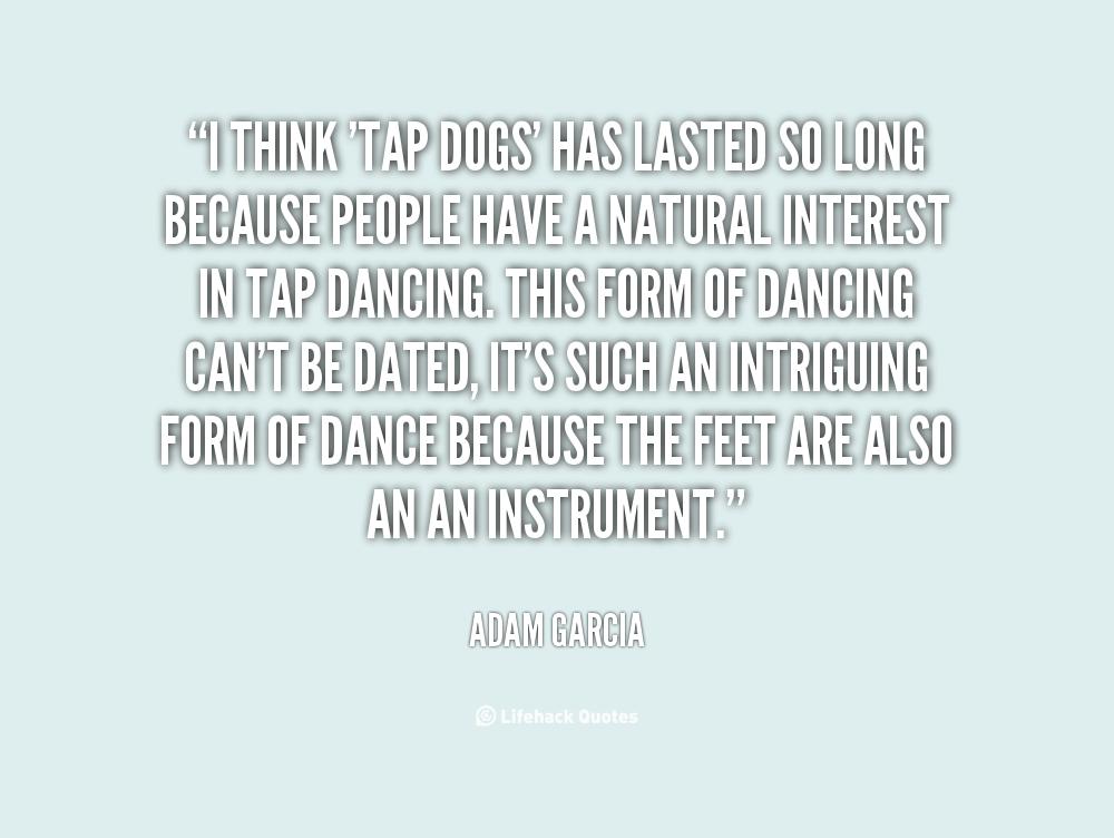 Adam Garcia's quote #5