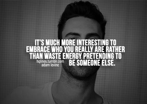 Adam Levine's quote #8