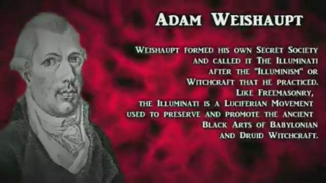 Adam Weishaupt's quote #2