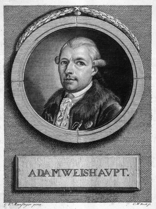 Adam Weishaupt's quote #4