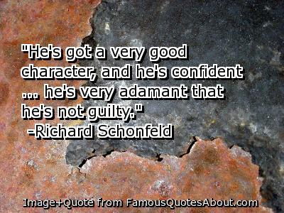 Adamant quote #1