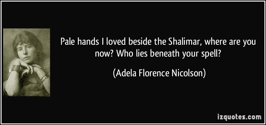 Adela Florence Nicolson's quote #2