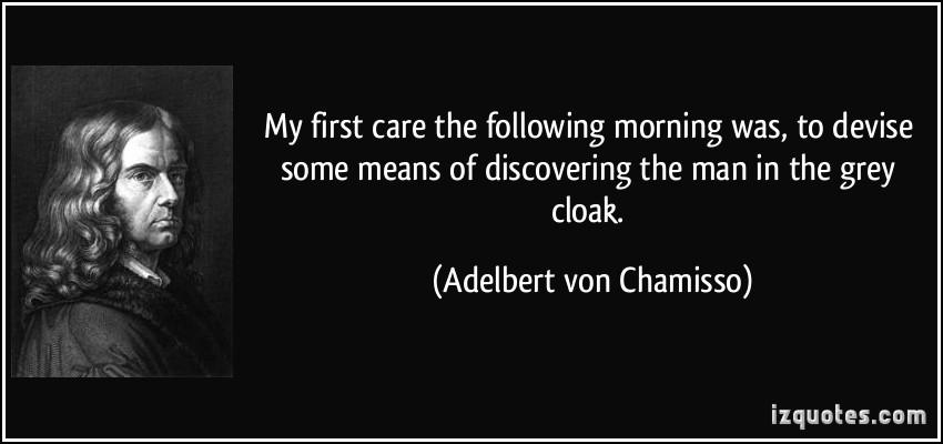 Adelbert von Chamisso's quote #6