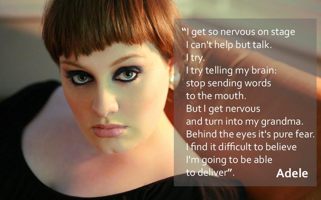 Adele's quote #2
