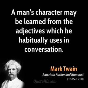 Adjectives quote #1