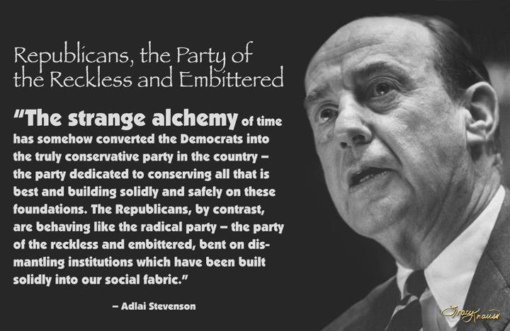 Adlai Stevenson's quote #1