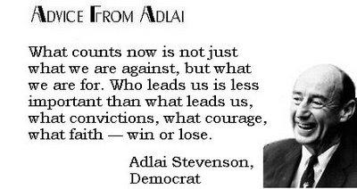Adlai Stevenson's quote #3