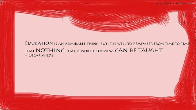 Admirable quote #2