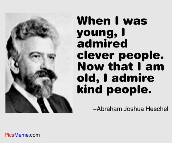 Admire quote #1