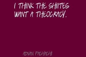 Adnan Pachachi's quote #2