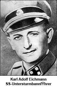 Adolf Eichmann's quote #1