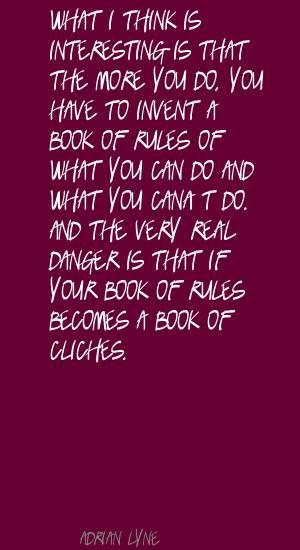 Adrian Lyne's quote #3