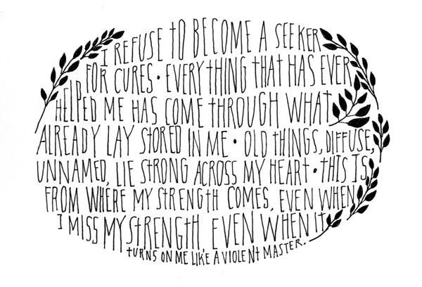 Adrienne Rich's quote #8