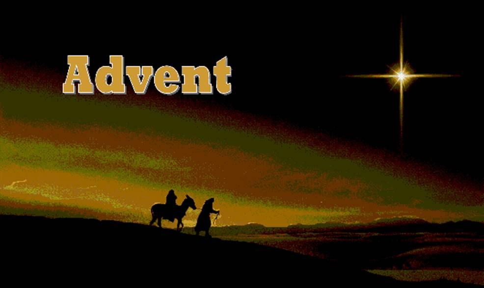 Advent quote #1