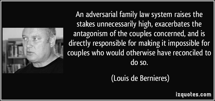 Adversarial quote