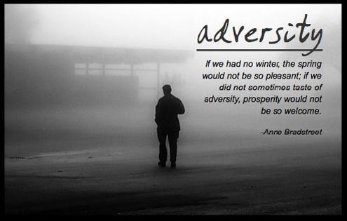 Adversity quote #6