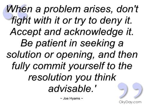 Advisable quote #1