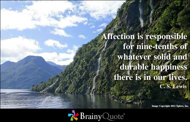Affections quote #2