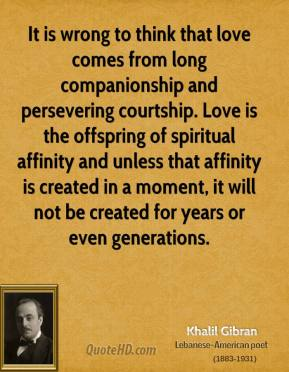 Affinity quote #4