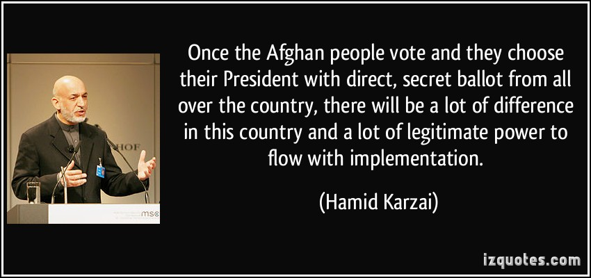 Afghan quote #1