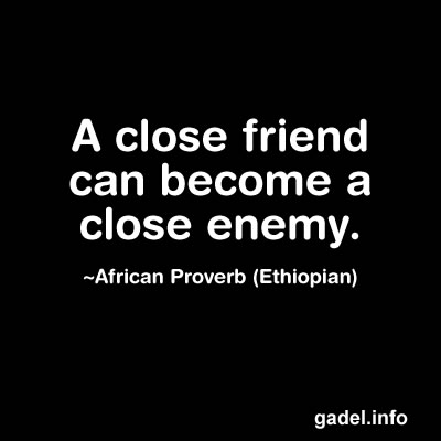 African quote #7