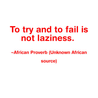 African quote #8