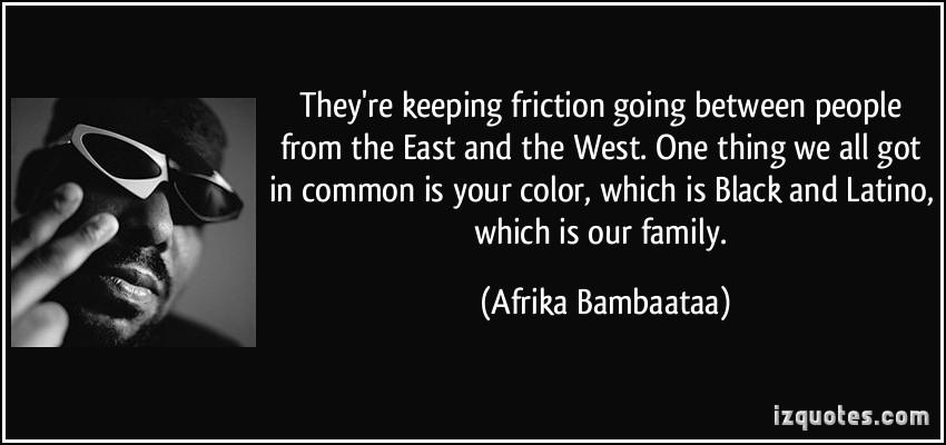 Afrika Bambaataa's quote #5