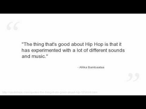 Afrika Bambaataa's quote #7
