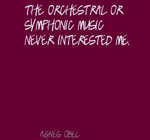 Agnes Obel's quote #4