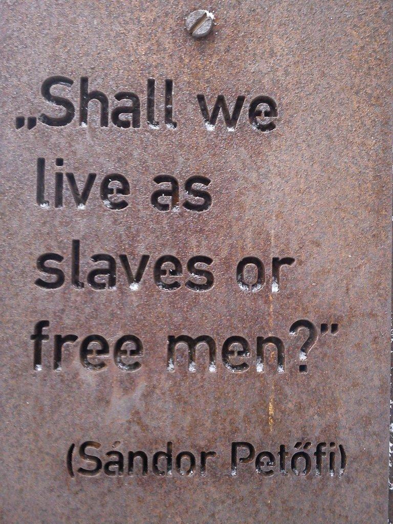 Agony quote #2