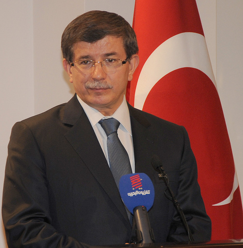 Ahmet Davutoglu's quote #4