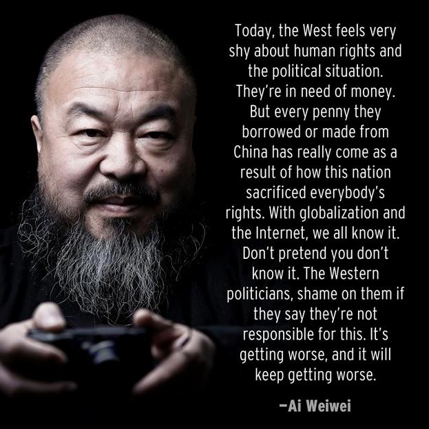 Ai Weiwei's quote #1