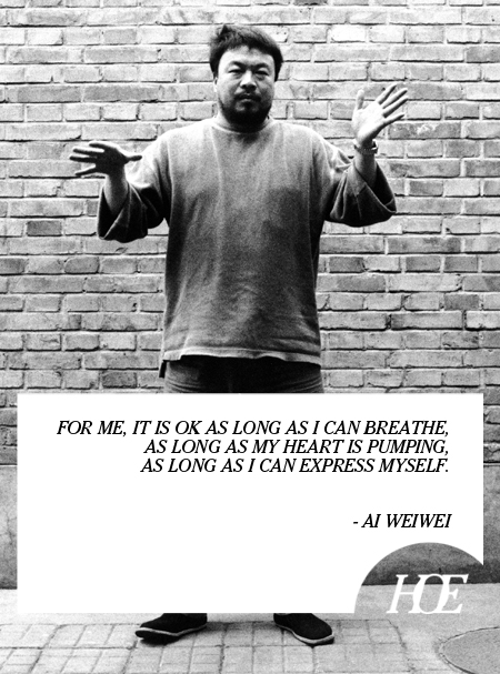 Ai Weiwei's quote #2