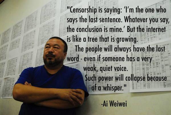 Ai Weiwei's quote #4