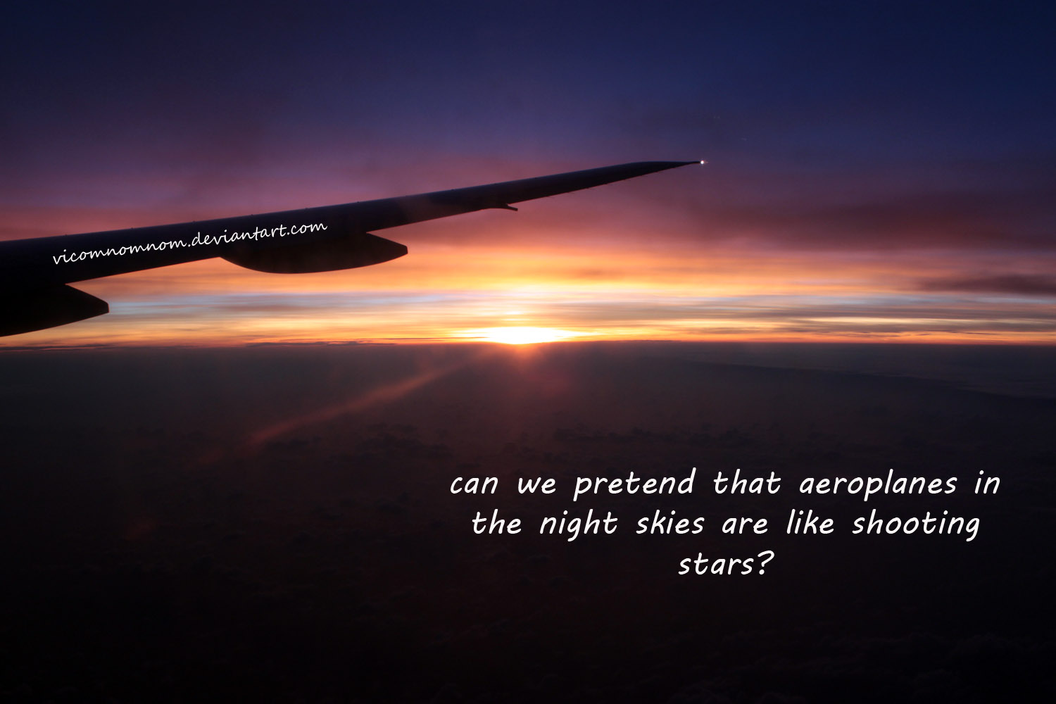Airplane quote #1
