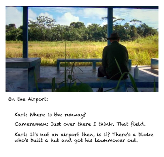 Airport quote #1